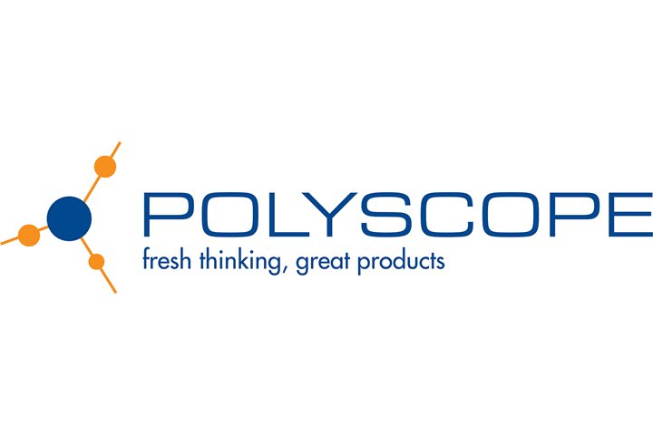 blue polyscope logo