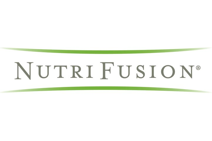 green and grey nutrifusion logo