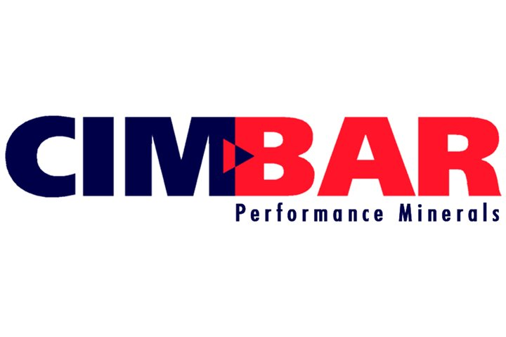 blue and red cimbar logo