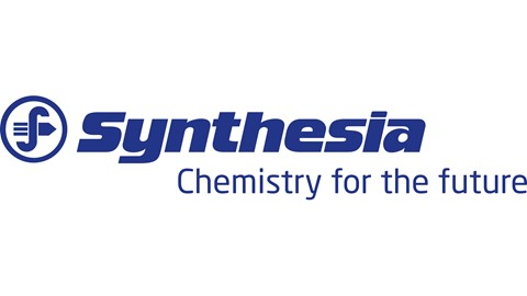 blue synthesia logo