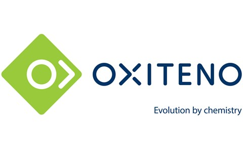 blue and green oxiteno logo